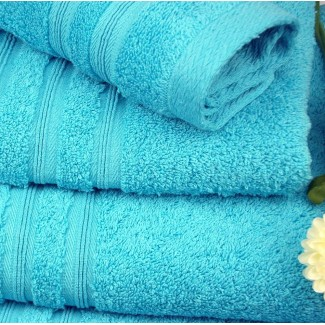 Toalla de ducha de algodón de rizo americano 70x140 cm