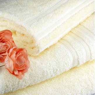 Toalla de baño de algodón de rizo americano 100x150