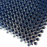 Felpudo plástico escalable Turf 60x40 cm