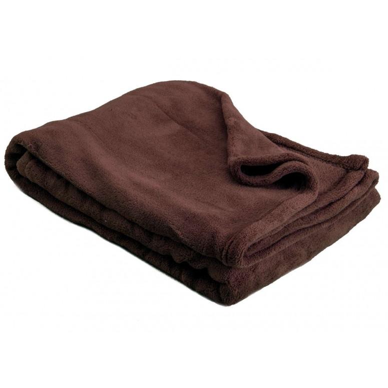 Manta de microfibra para sofá 150x125 cm
