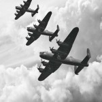 Lienzo fotoimpreso 100 x 80 cm Aeroplanos