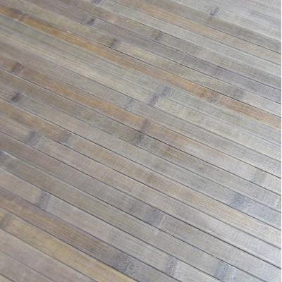 Alfombra de bambú lisa color gris varias medidas
