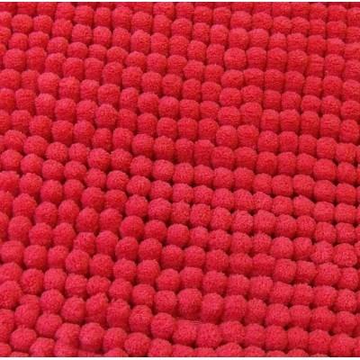 Alfombra antideslizante microfibra 2 medidas varios colores