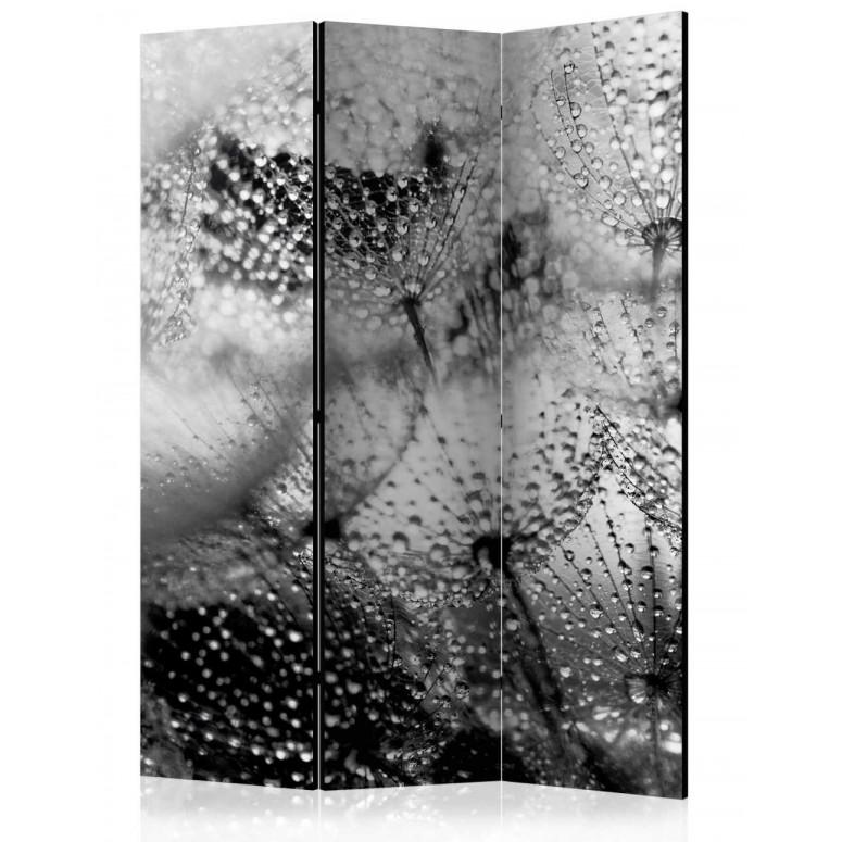 Biombo de 3 hojas Beso de Lluvia 135x172 cm