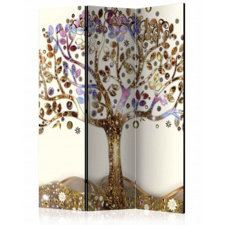 Biombo de 3 hojas Magic Tree 135x172 cm