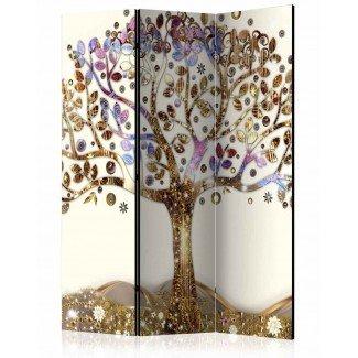Biombo de 3 hojas El Árbol de la Vida 135x172 cm