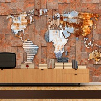 Fotomural para pared gran formato Mundo Arcano