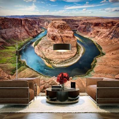 Fotomural para pared gran formato Gran Cañón