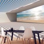 Fotomural para pared gran formato Hello Beach