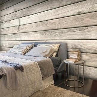 Fotomural para pared gran formato Rustic Room