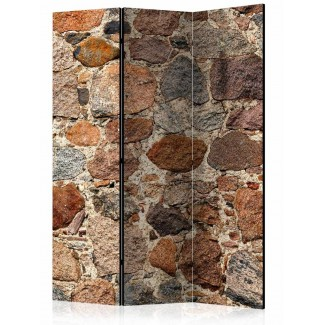 Biombo de 3 hojas El Muro 135x172 cm