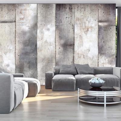 Fotomural para pared gran formato Concrete Wall