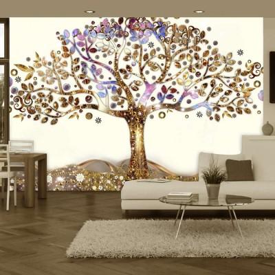 Fotomural para pared gran formato Árbol de la Vida