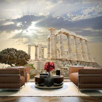 Fotomural para pared gran formato Acrópolis