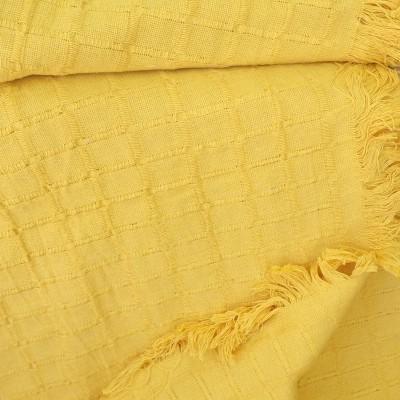 Cobertor para cama o sofá liso