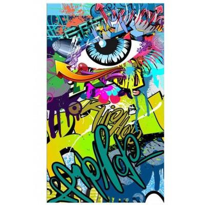 Papel pintado Grafiti urbano