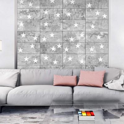 Papel pintado Estrellas de pared