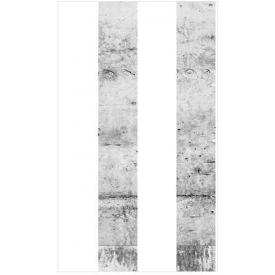 Papel pintado Concrete Strips