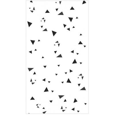 Papel pintado Lluvia de triángulos