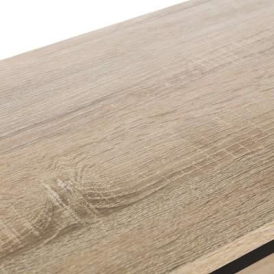Estantería madera y metal industrial 60x76 cm