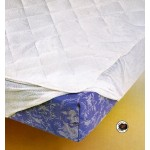 Funda de colchón acolchada impermeable