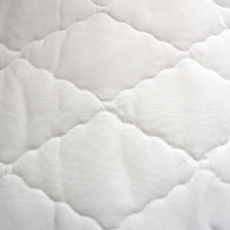 Funda de colchón acolchada reversible