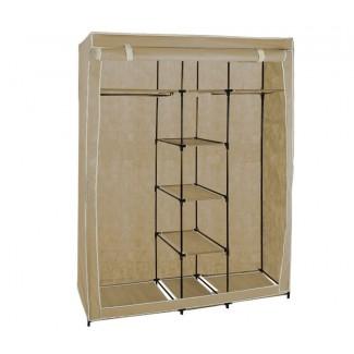 Súper armario auxiliar montable 140x167 cms.