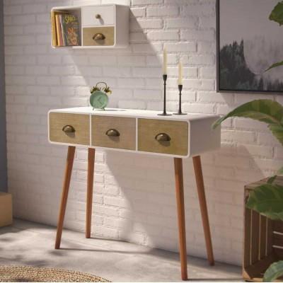 Mesas y otro mueble auxiliar